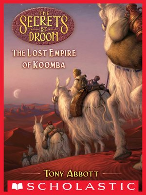 cover image of Lost Empire of Koomba