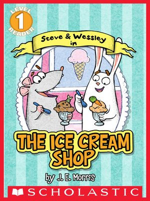 cover image of The Ice Cream Shop