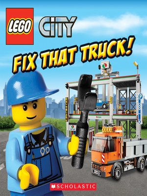 cover image of Fix That Truck!