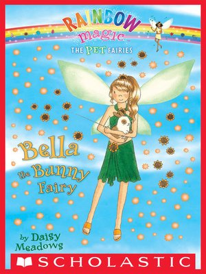 cover image of Bella the Bunny Fairy