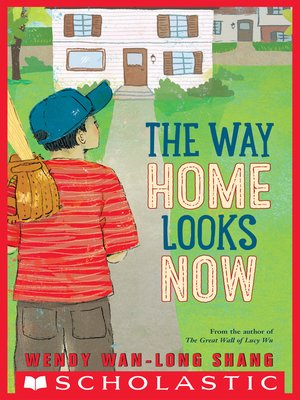 cover image of The Way Home Looks Now