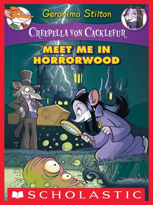 cover image of Meet Me in Horrorwood