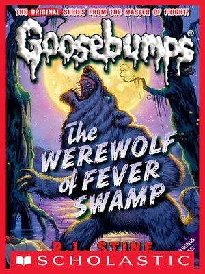 cover image of Werewolf of Fever Swamp