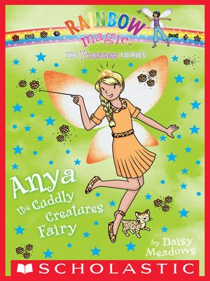 cover image of Anya the Cuddly Creatures Fairy