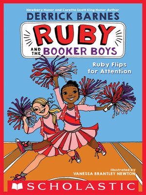 cover image of Ruby Flips for Attention
