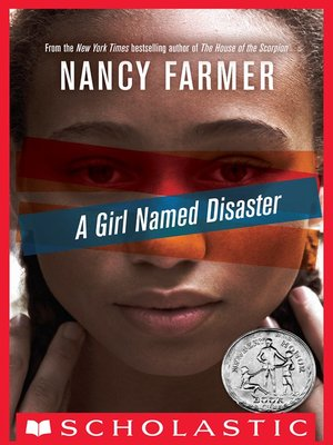 cover image of A Girl Named Disaster