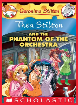 cover image of The Phantom of the Orchestra