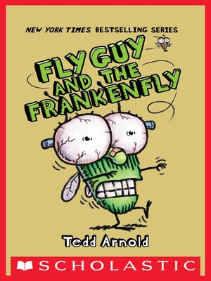 cover image of Fly Guy and the Frankenfly