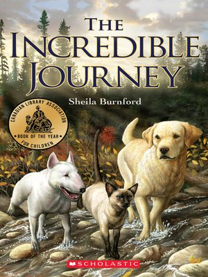 cover image of The Incredible Journey