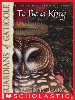 cover image of To Be a King