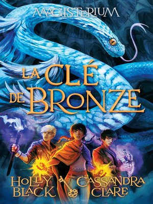 cover image of N° 3--La clé de bronze