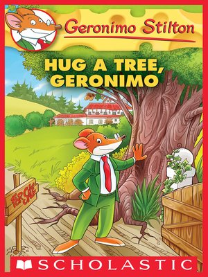 cover image of Hug a Tree, Geronimo