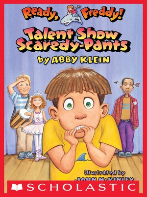 cover image of Talent Show Scaredy-pants