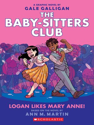 cover image of Logan Likes Mary Anne!