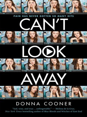cover image of Can't Look Away