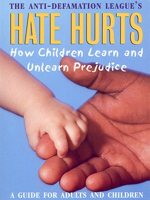 cover image of Hate Hurts