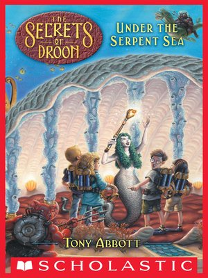 cover image of Under the Serpent Sea
