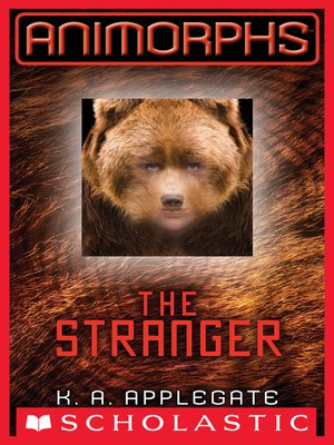cover image of The Stranger