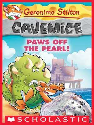 cover image of Paws Off the Pearl!