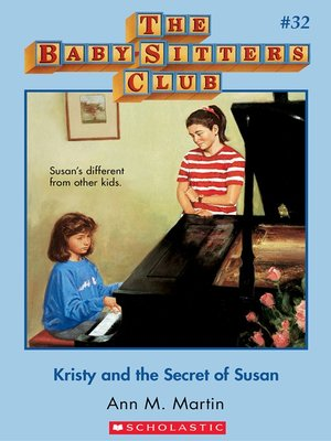 cover image of Kristy and the Secret of Susan