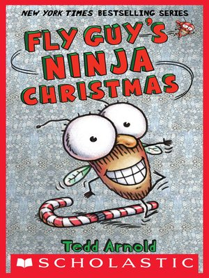 cover image of Fly Guy's Ninja Christmas