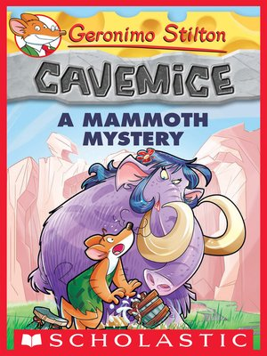 cover image of A Mammoth Mystery