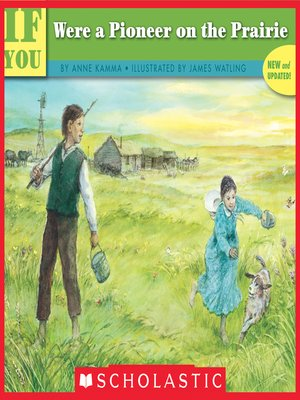 cover image of If You Were a Pioneer on the Prairie