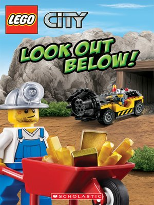 cover image of Look Out Below!