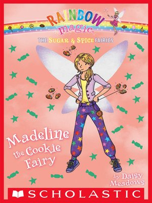 cover image of Madeline the Cookie Fairy