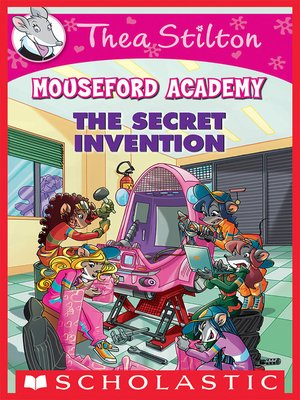 cover image of The the Secret Invention