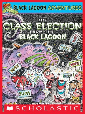 cover image of The Class Election from the Black Lagoon
