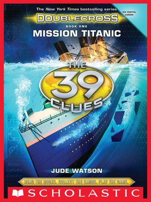 cover image of Mission Titanic