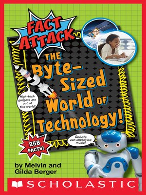 cover image of The Byte-Sized World of Technology