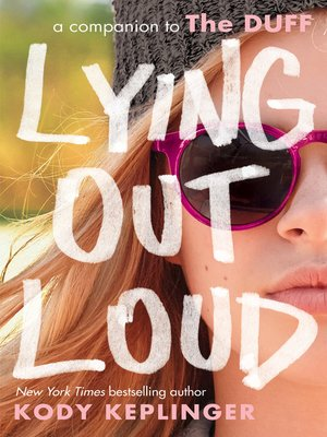 cover image of Lying Out Loud