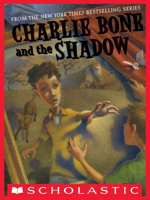 cover image of Charlie Bone and the Shadow
