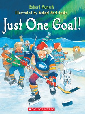 cover image of Just One Goal!