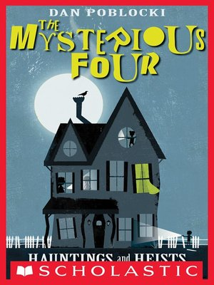 cover image of Hauntings and Heists