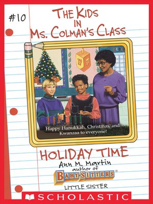 cover image of Holiday Time