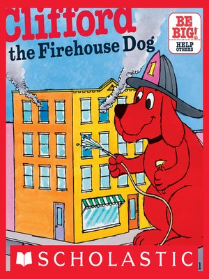 cover image of Clifford the Firehouse Dog