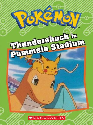 cover image of Thundershock in Pummelo Stadium