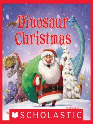 cover image of Dinosaur Christmas