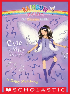 cover image of Evie the Mist Fairy