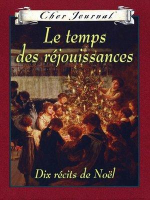 cover image of Le temps des réjouissances