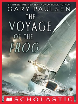 cover image of The Voyage of the Frog