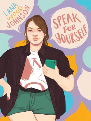 cover image of Speak for Yourself