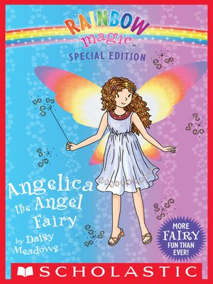 cover image of Angelica the Angel Fairy