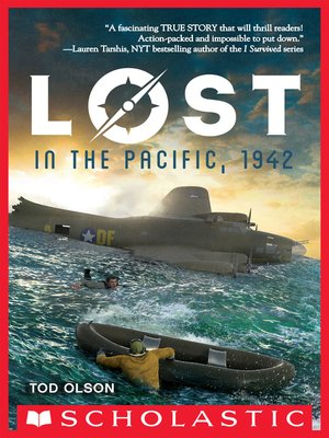 cover image of Lost in the Pacific, 1942: Not a Drop to Drink