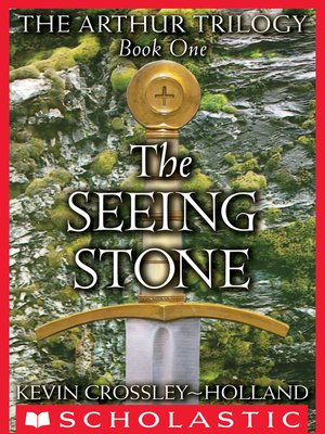 cover image of The Seeing Stone