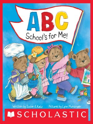 cover image of ABC School's for Me!