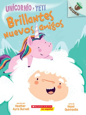 cover image of Brillantes nuevos amigos